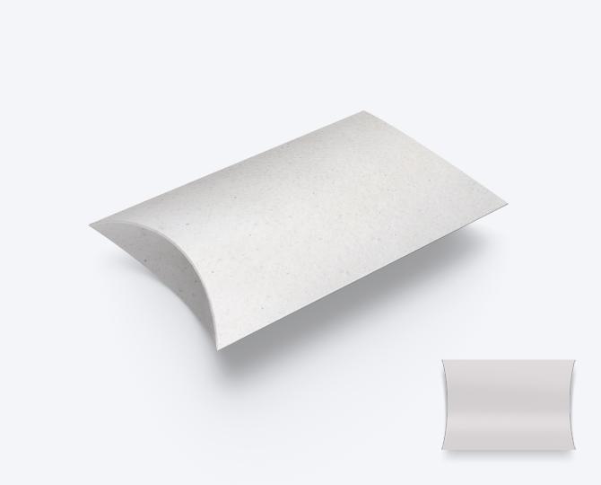 Pillowwdoosjes CR02 Karton Eco Blush geboortekaartje communie huwelijk